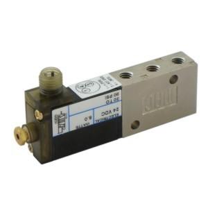 Elektrozawór SD 5/2 8W M5 24VDC