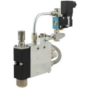 Głowica spray MC34 S PT100