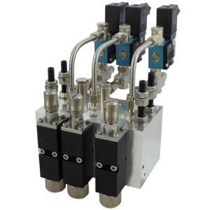 Głowica spray MC34 S/130-30-40