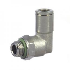 Złączka pneumatyczna 90° 6mm G1/8